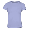 T-shirt orchid lila femme