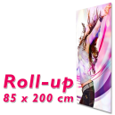 impression pour Roll-up