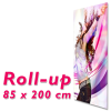 Impression pour Roll-up (85 x 200 cm)