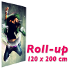 Impression pour Roll-up (120 x 200 cm)